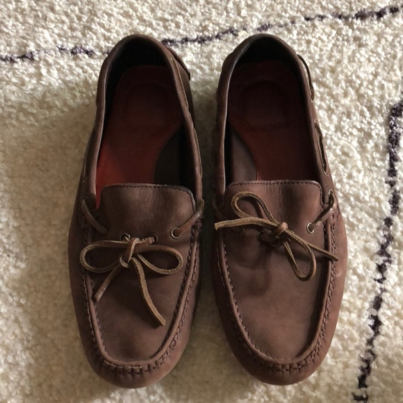 3eadd635aeb Cole Haan Driving Moccasins size 8